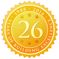 25 years of building excellence