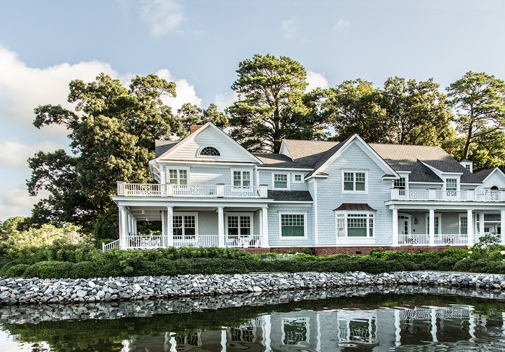 Bay Colony Custom Home 1